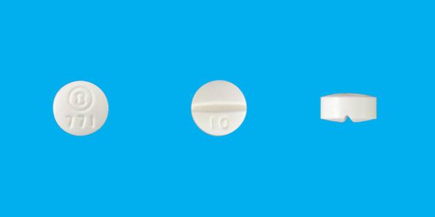 ゾフルーザの錠剤
