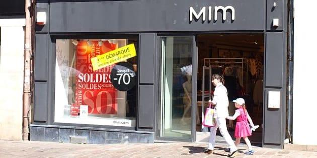 Le tribunal de commerce de Bobigny a ordonné la liquidation judiciaire de l'enseigne de mode à petits prixMim.