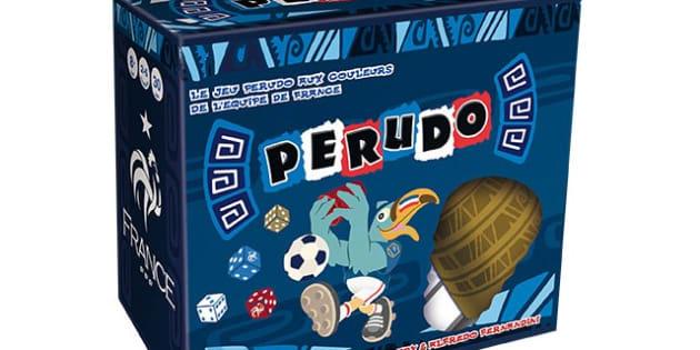 Le Pérudo s'inspire d'un jeu traditionnel d'Amérique du Sud, et est devenu une vraie obsession chez les Bleus.