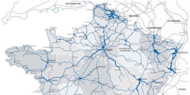 Ces lignes SNCF peu fréquentées dont le rapport Spinetta préconise la fermeture près de chez vous