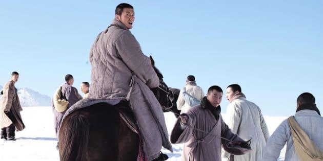 A still from Xuanzang.