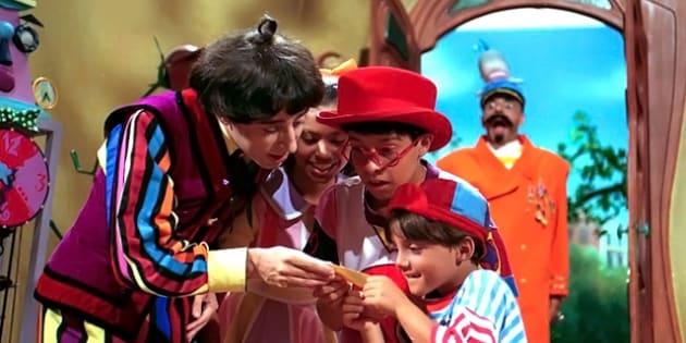 Atração infantil fez sucesso na década de 90 e hoje é admirado por brasileiros de todas as idades.