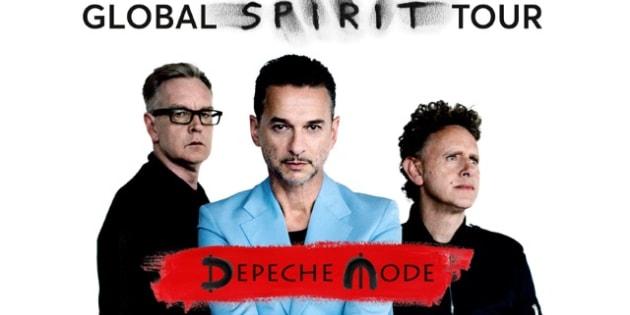 The Spirit Tour passará pelo Brasil em única apresentação, terça (27), no Allianz Parque.