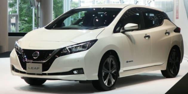 Nissan Leaf é aposta da montadora japonesa para dominar segmento dos carros elétricos.