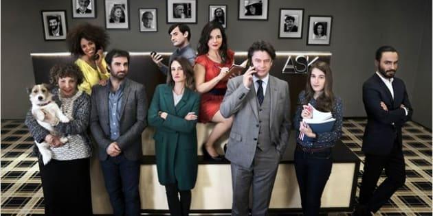 """France 2 révèle le casting de la saison 3 de """"Dix pour cent"""""""