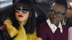 Rihanna et Lupita Nyong'o vont faire un film et tout est parti d'un simple