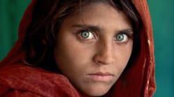 L'Afghane aux yeux verts de National Geographic risque la
