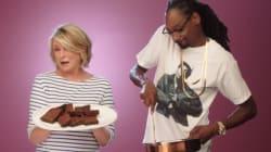 Snoop Dogg présente son émission de cuisine et et ça promet d'être