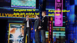 A Bunch Of Bollywood's Entitled Star Kids Just Proved Kangana Ranaut Right At The IIFA