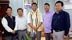 After Being Suspended By The PPA, Arunachal CM Pema Khandu Joins