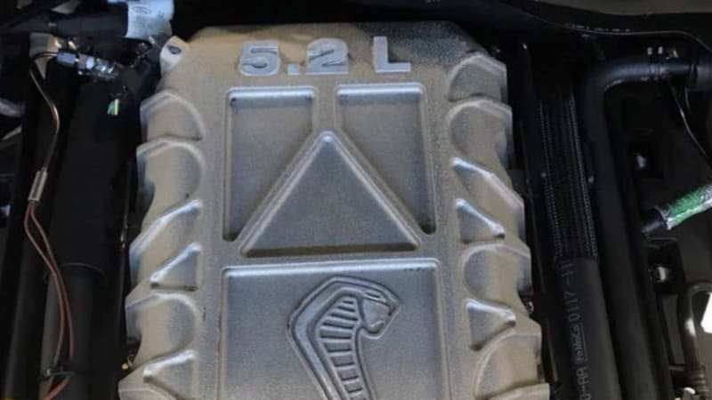 Mustang Forum Has Clues About Engine