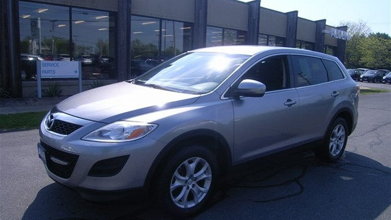 sell your own 2012 mazda cx 9 awd autoblog. Black Bedroom Furniture Sets. Home Design Ideas