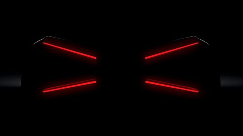 Bugatti's next new model looks part spaceship, part hypercar