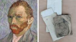 Documenti inediti di Van Gogh ritrovati sotto il pavimento del suo appartamento di