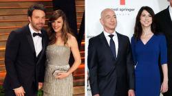 Da Ben Affleck a Jeff Bezos: divorziare in amicizia è il nuovo trend di