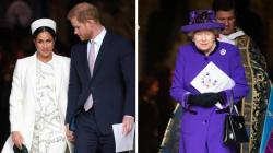 Meghan e Harry pretendono l'indipendenza da Palazzo, ma la Regina dice di