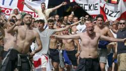 Más de 1,300 hooligans británicos no podrán ir a