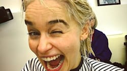 Emilia Clarke's New Hair Is Giving Us 'Game Of Thrones'