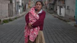 El embarazo adolescente desde los ojos del fotógrafo Christian