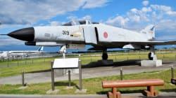茨城・百里基地で戦闘機が出火 隊員にケガなし