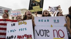 性的暴行疑惑のカバノー氏、米最高裁判事に選ばれる。非承認を求める抗議運動が広がる