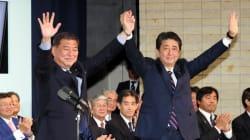 自民党総裁選を速報中/安倍氏が総裁連続3選 石破氏は8県で上回る