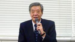 自民・竹下亘氏が食道がんで入院 自民党前総務会長