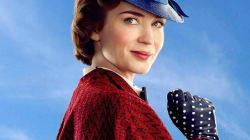 El detrás de cámara de una escena de Mary Poppins que te dejará con la boca