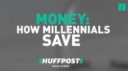 How Millennials Are Saving