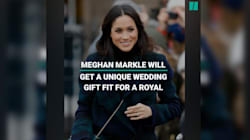 Meghan Markle Will Get A Unique Wedding Gift Fit For A