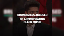 Bruno Mars Accused Of Cultural