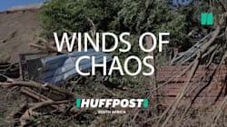 Joburg Tornado Leaves Shop And Shack Owners Anxious About