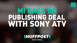 WATCH: Mi Casa On Band's Publishing Deal With Sony