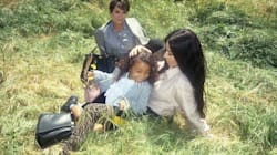 North West Stars In First Fashion Campaign With Kim Kardashian And Kris