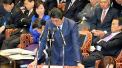 副大臣ヤジ、安倍首相が謝罪 「沖縄の皆さんに深くおわび」