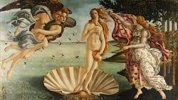 La Venere di Botticelli cela i dettagli anatomici della