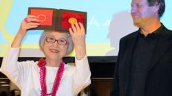 角野栄子さんにアンデルセン賞。「魔女の宅急便」など生み出した作家