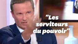 Dupont-Aignan prié de quitter