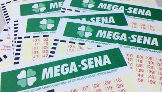 Mega-Sena acumula e deve pagar R$ 27,5 milhões na quarta-feira