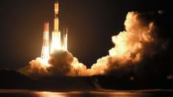 H2Bロケット打ち上げ成功。兄弟機とあわせ40回連続