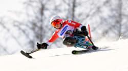 村岡桃佳が金メダル 平昌パラリンピックアルペンスキー大回転、自身4つ目のメダル