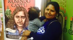 Media vida luchando por justicia: el caso de la indígena Valentina Rosendo