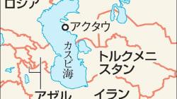 カスピ海の領有権めぐる議論、20年越しに決着へ。ロシアやイランなど沿岸5カ国が合意