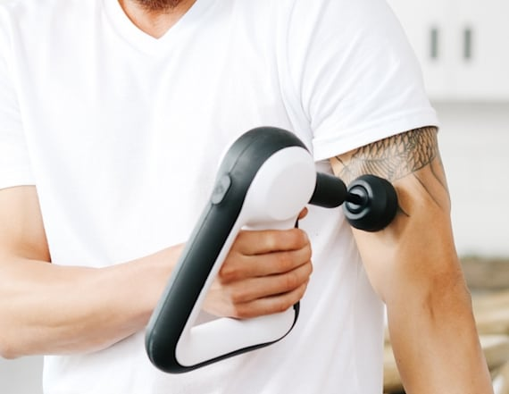 Gym buffs will love the Theragun massager