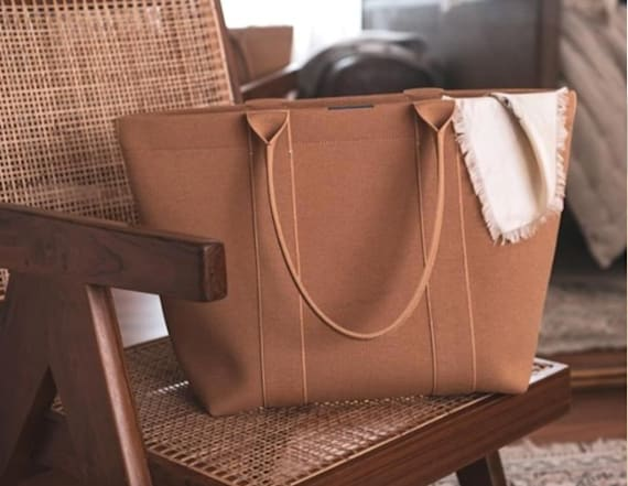 Rothy's makes sustainable bags that are beyond chic