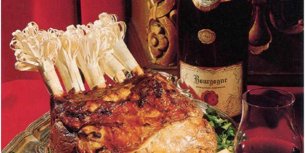 Les recettes imaginées par Dalí sont idéales pour les fêtes