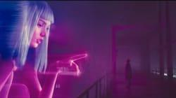 Ana de Armas, en el tráiler de 'Blade Runner