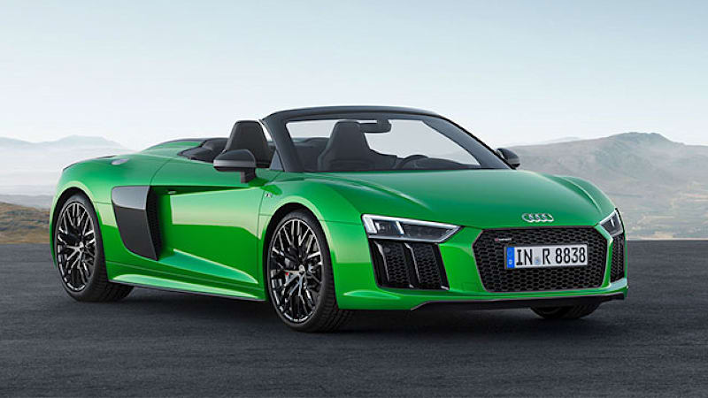 Audi R8 nearing the finish line in automaker's lineup | Autoblog