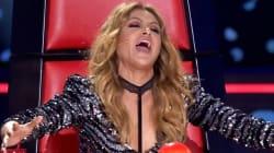Cachondeo con el fallo de pronunciación de Paulina Rubio en 'La