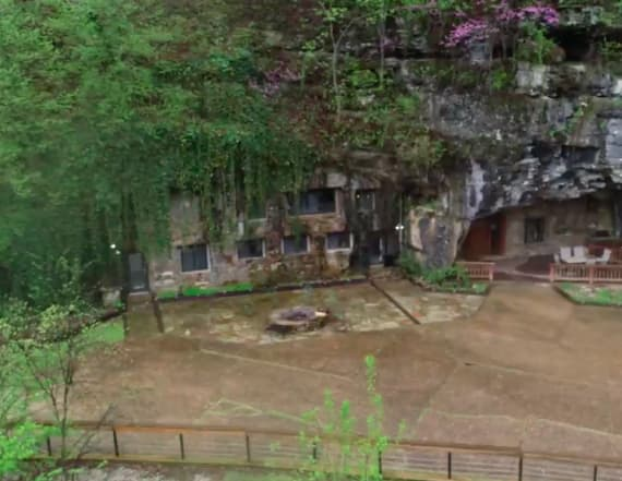 Step inside this luxurious, multimillion dollar cave